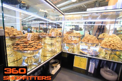 Bakery shop design in melbourne