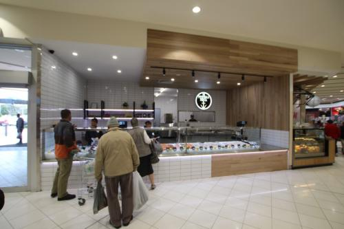 Bakery shop fit out design in melbourne