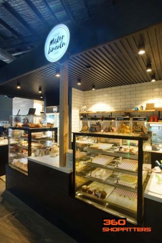 Cafe Design & Fit Out in melbourne