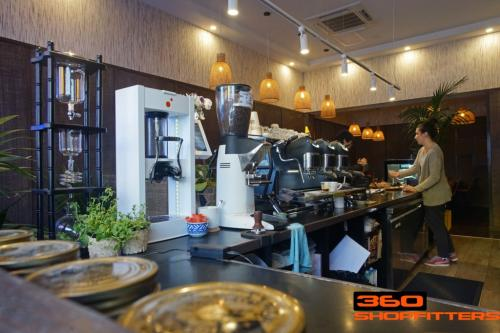 Restaurant & Cafe Fitouts in Melbourne
