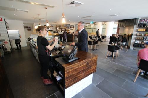 modern bakery design ideas Melbourne