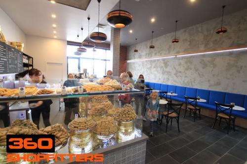 modern bakery design ideas in Melbourne