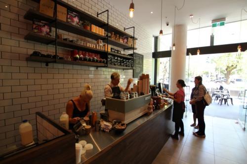 modern counter design Melbourne