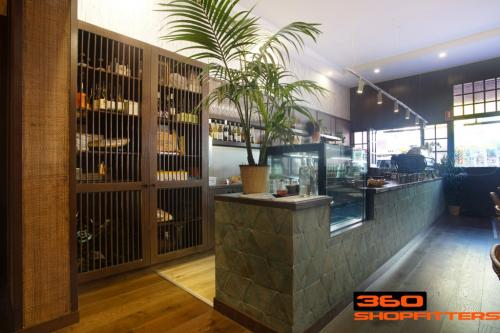 restaurant bar designs Melbourne