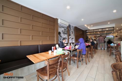 restaurant design trends in melbourne