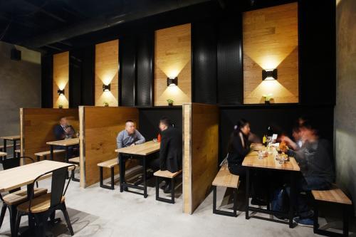 restaurant fit out melbourne