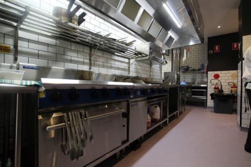 restaurant kitchen design in melbourne