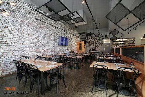 restaurant renovation contractor in melbourne