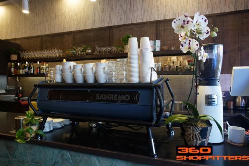 small coffee shop design concepts Melbourne