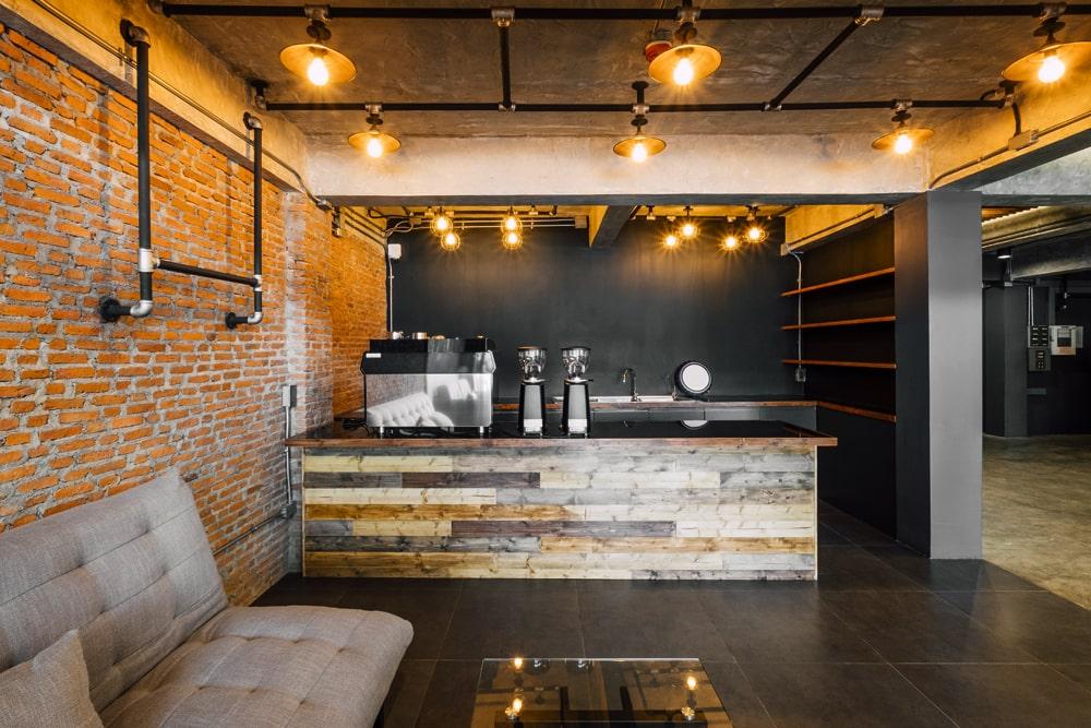 Small Café Fitout