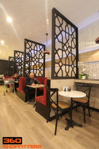 Café fitout Companies in melbourne