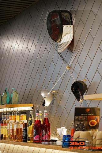 bar interior design for small space in Melbourne
